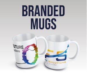 10 Oz Branded Durham Mugs