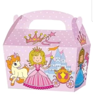 Princess Picnic Box
