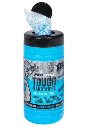 Ox Tough Xl 80 Pack Hand Wipes