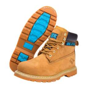 Ox Honey Nubuck Safety Boots