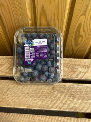 Punnet Of Blueberries