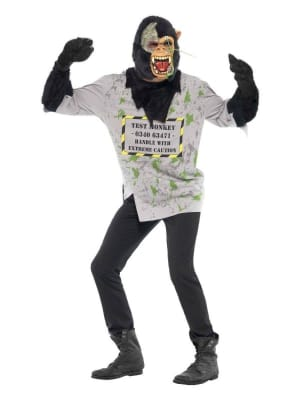 Mutant Monkey Fancy Dress Costume (large)