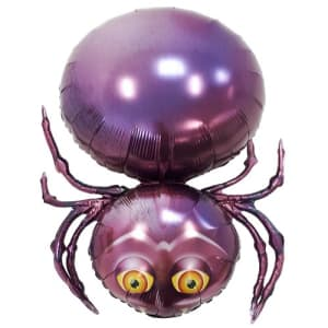 Purple Spider 32inch Supershape Balloon