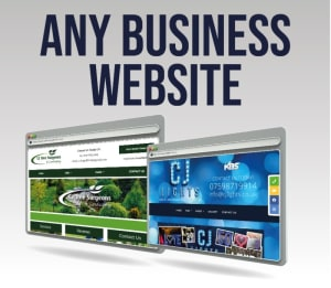 Standard Website For Any Business