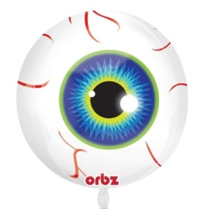 Eyeball 16inch Orbz Balloon
