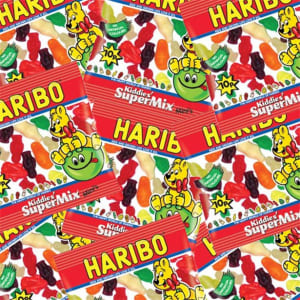 Haribo Kiddies Supermix Mini Bags