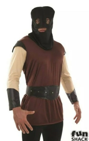 Executioner Fancy Dress Costume