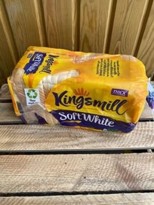 Kingsmill White Thick Loaf