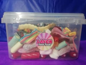 1kg Pick & Mix Sweet Bucket