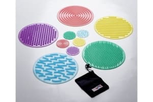 Sensory Silicone Shapes Pack Of 10