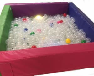 Light Up Ball Pool 1.5m X 1.5m