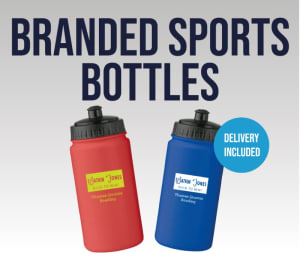Plastic Drinking Sports Bottles 500ml