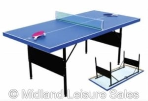 Table Tennis 6ft Table