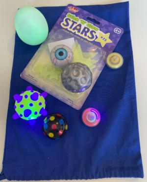 Little Light-ups Sensory Sack