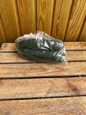 Bag Of 3 Courgettes