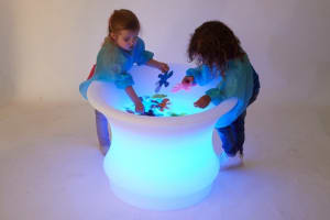 Light Up Mood Water Table