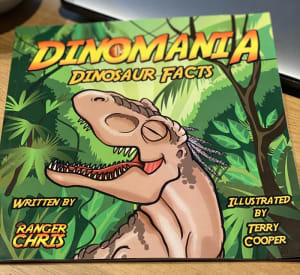 Dinomania Fact Book