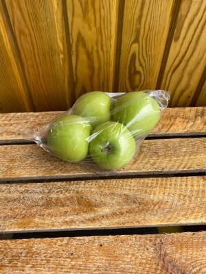 Bag Of 4 Granny Smith Apples