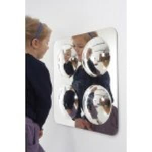 Large 4 Dome Mirror