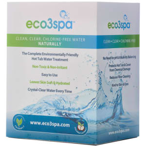 Eco 3 Spa Watercare Kit