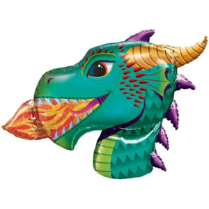 Dragon Supershape Balloon - 36inch Foil