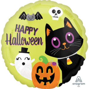 Cute Halloween Balloon 18 Inch