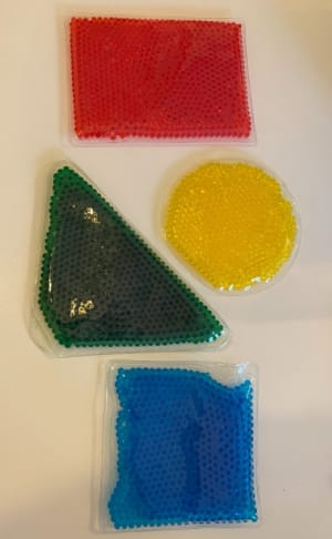Sensory Bead Shapes