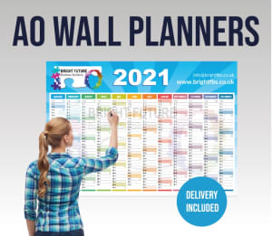 A0 Wall Planners