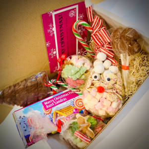 Silver Childrens Christmas Hamper