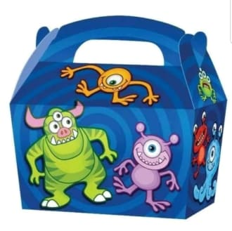 Monsters Picnic Box