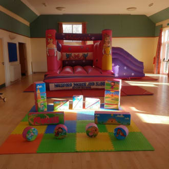 Castle And Soft Play 5