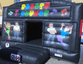 Boogie Bounce House