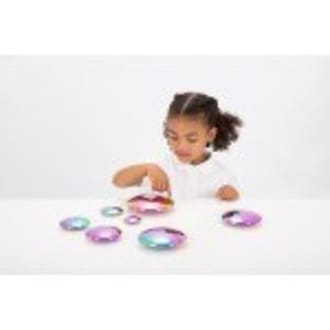 Sensory Reflective Buttons 7 Pack