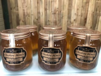 Cheshire Honey 454g