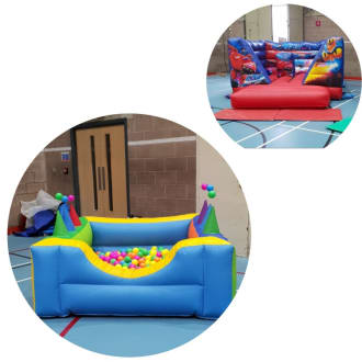 Bouncy Castle And Ball Pool 3