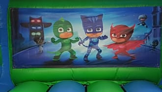 Pj Masks Bouncy Castle
