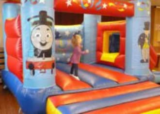 Thomas The Tank Castle And Slide
