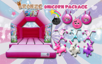 Bronze Unicorn Pack