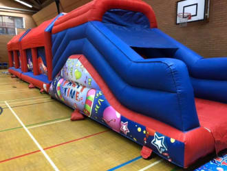 Party Time Assault Course The Big Boy
