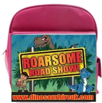 Dino Hire Backpack