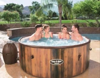 Hot Tub Hire Mon-thurs