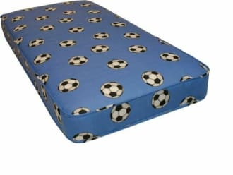 Kiddies Blue Mattress