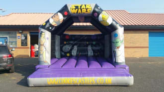 Adult Star Wars Castle