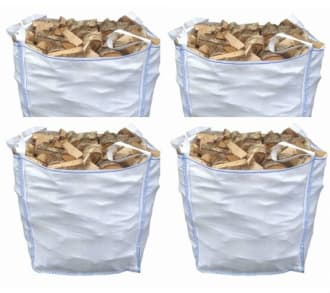 Seasoned 4 Bulk Bags