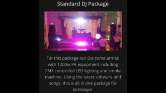 Standard Dj Package