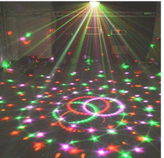 Multi-function Disco Light