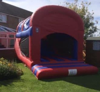 18ft Bounce And Slide Combo