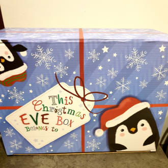 Christmas Eve Box - Penguin