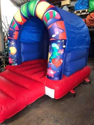 Toddler Party Castle