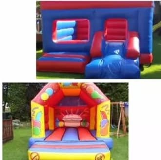 12 X 14 Bouncy Castle And Combi Package
